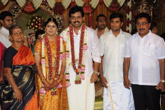 Actor Karthik Sivakumar Marriage Photos Karthik Sivakumar Marriage