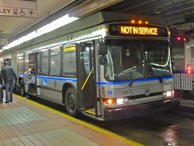 how to get from south station to logan