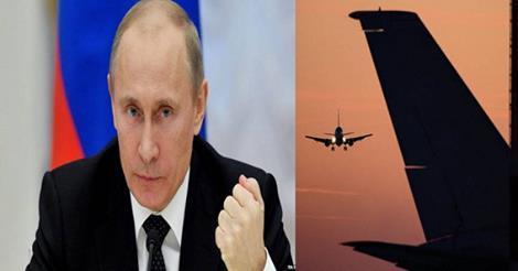 قرار عاجل من بوتين بعد سقوط طائرة روسية في مصر