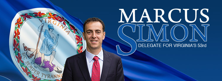 A Blog by Delegate Marcus B. Simon