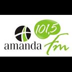ouvir a radio Amanda FM 101,5 Tubarão SC