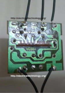 LED String/Strip Circuit Diagram