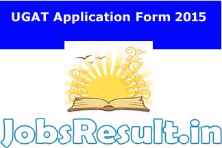 UGAT Application Form 2015