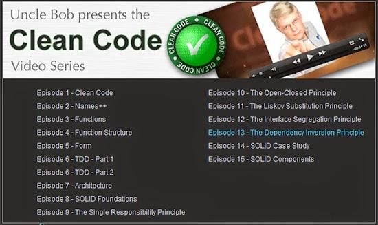 Cleancode Video Series