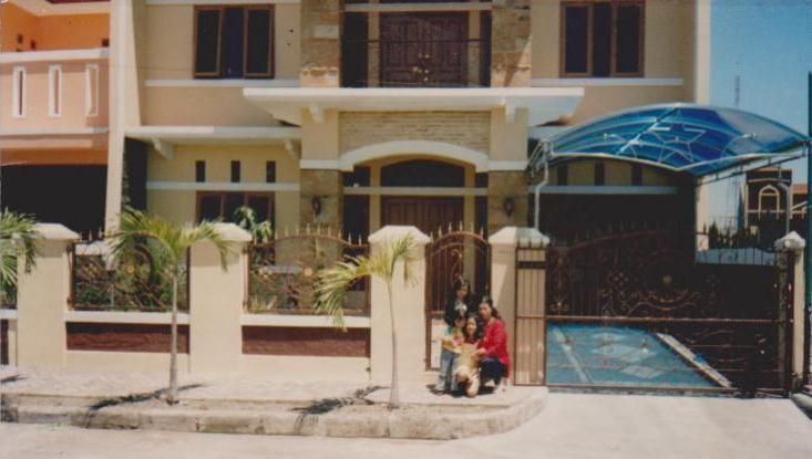 Dijual Rumah Mewah Siap Huni Aria Graha Regency Bandung
