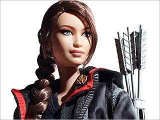 Barbie Hunger Games Katniss Everdeen Doll