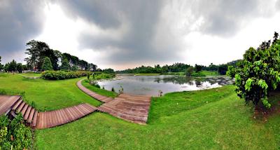 Tempat Wisata Danau Dora yang Memanjakan Mata dengan Keindahannya