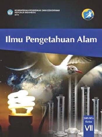 download buku kurikulum 2013 smp kelas 7 ilmu pengetahuan alam IPA