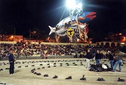 LOS CARNAVALES EN LA HISTORIA DE SANTA BRÍGIDA