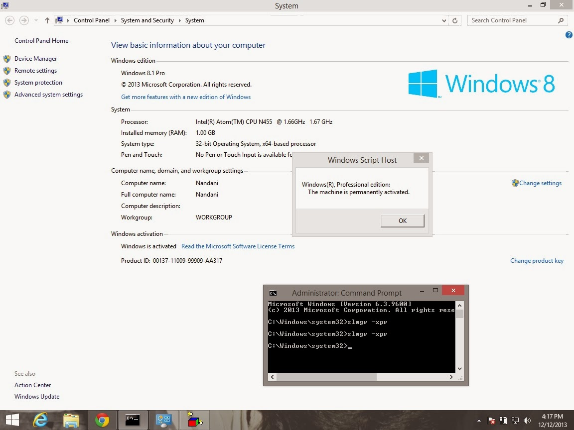 windows 8 enterprise activator