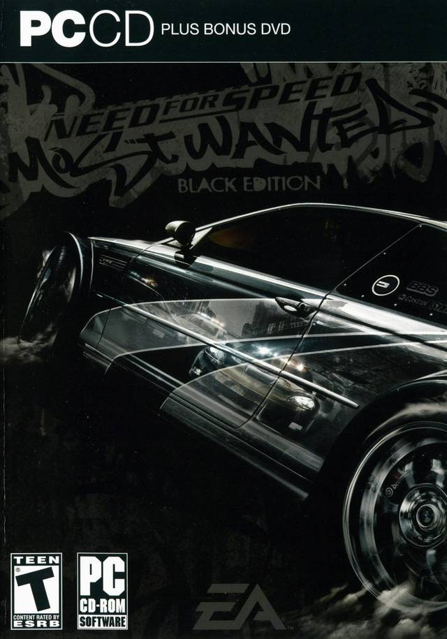 Descargar need for speed most wanted black edition pc for Need for speed most wanted full