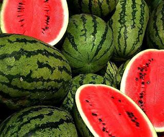 Melons des meilleurs aliments pour la santé