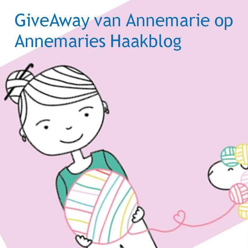 GiveAway van Annemarie
