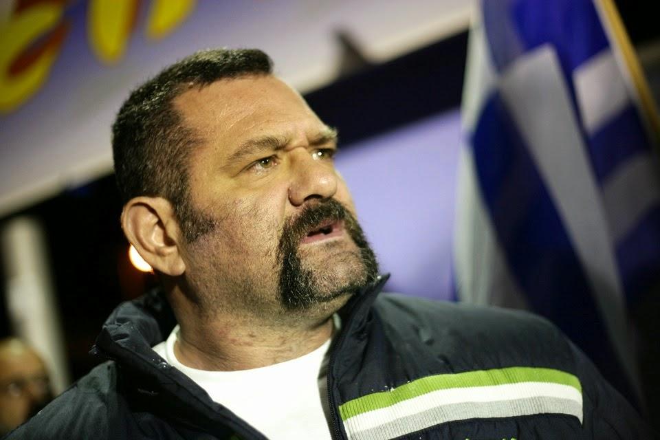 """Αποκλειστική συνέντευξη του Γιάννη Λαγού στο ELNEWS - HELLENICPRIDE !! """"Είμαστε Ελληνες. Ζήστε και παλέψτε ως ελεύθεροι άνθρωποι, ως Χρυσαυγίτες!!"""""""