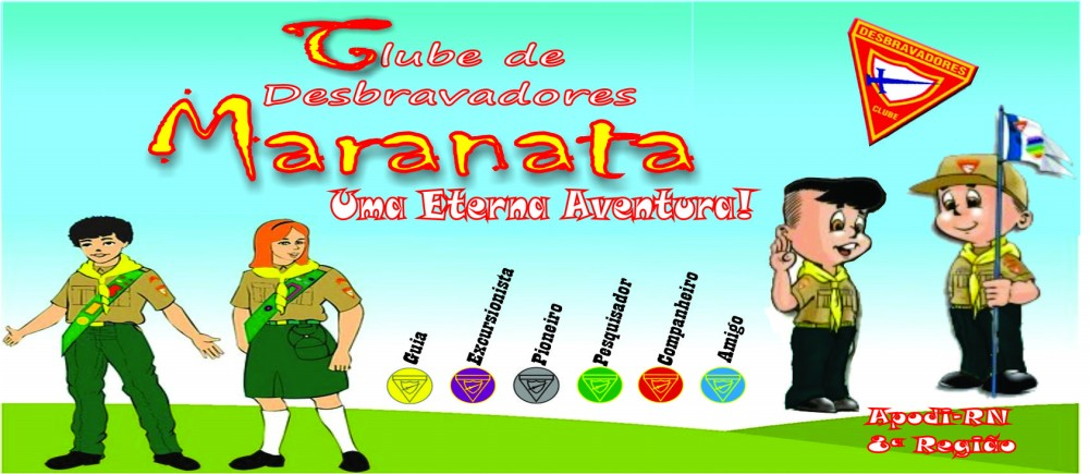 Clube de Desbravadores Maranata