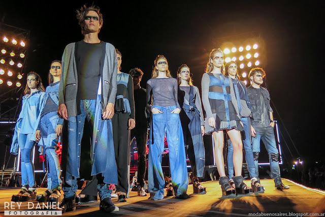 Fashion Meets Rock. Moda verano 2016. Diseñadores y marcas argentinas.
