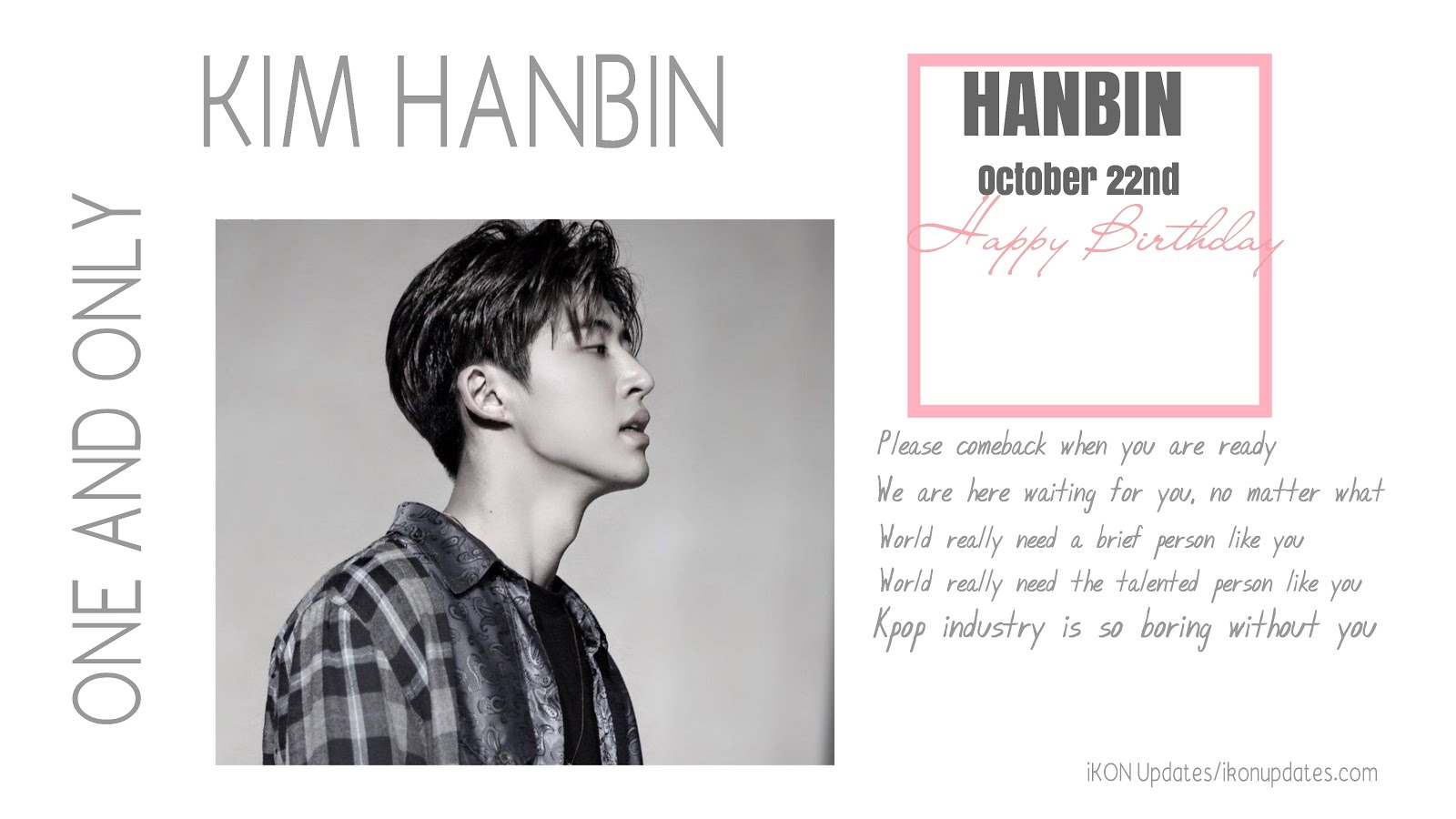Forever with Hanbin