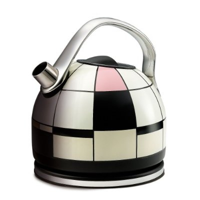 am also a BIG fan of prestige and these Deco-inspired kettles are a