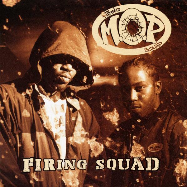M.O.P. - Firing Squad Cover