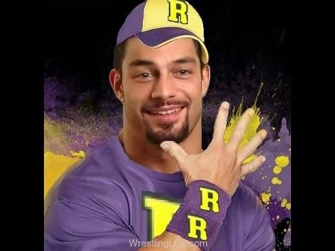 Reigns could be the new Cena