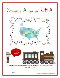 Christmas Around the USA GIVEAWAY