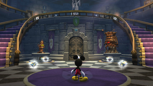 Castle of Illusion Game