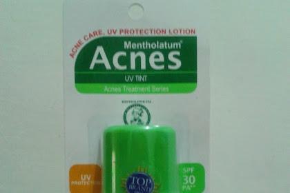 UV Tint Acnes dan Males Dandan
