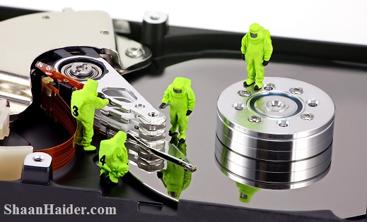 Recover Data from Crashed Hard Drives and Corrupted USB Storage