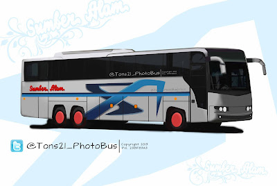 Disain Livery PO Sumber Alam