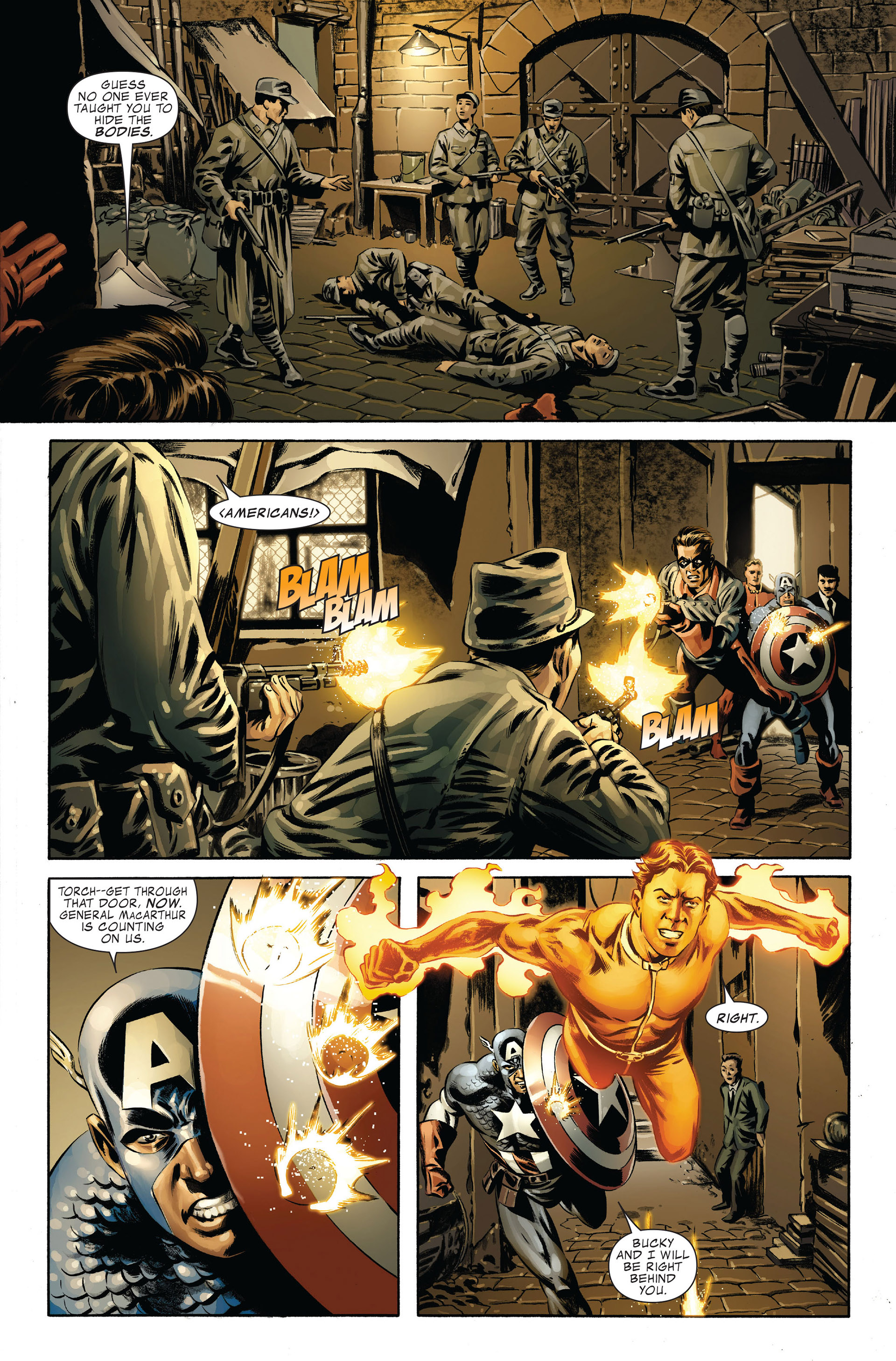 Captain America (2005) Issue #43 #43 - English 5