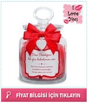 Sevgiliye hediye seçenekleri