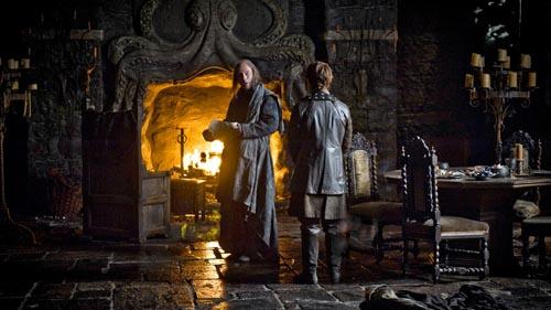 Game of Thrones - Juego de Tronos (2x02) The Night Lands