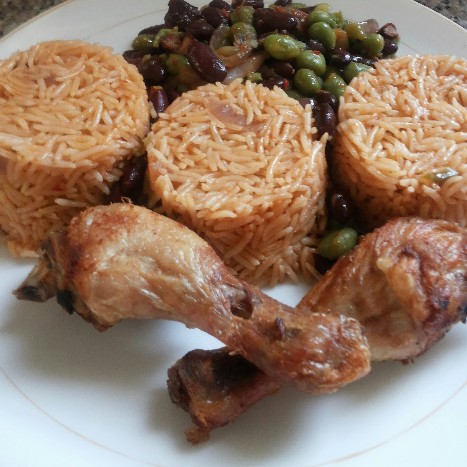 Image result for nigerian coconut rice