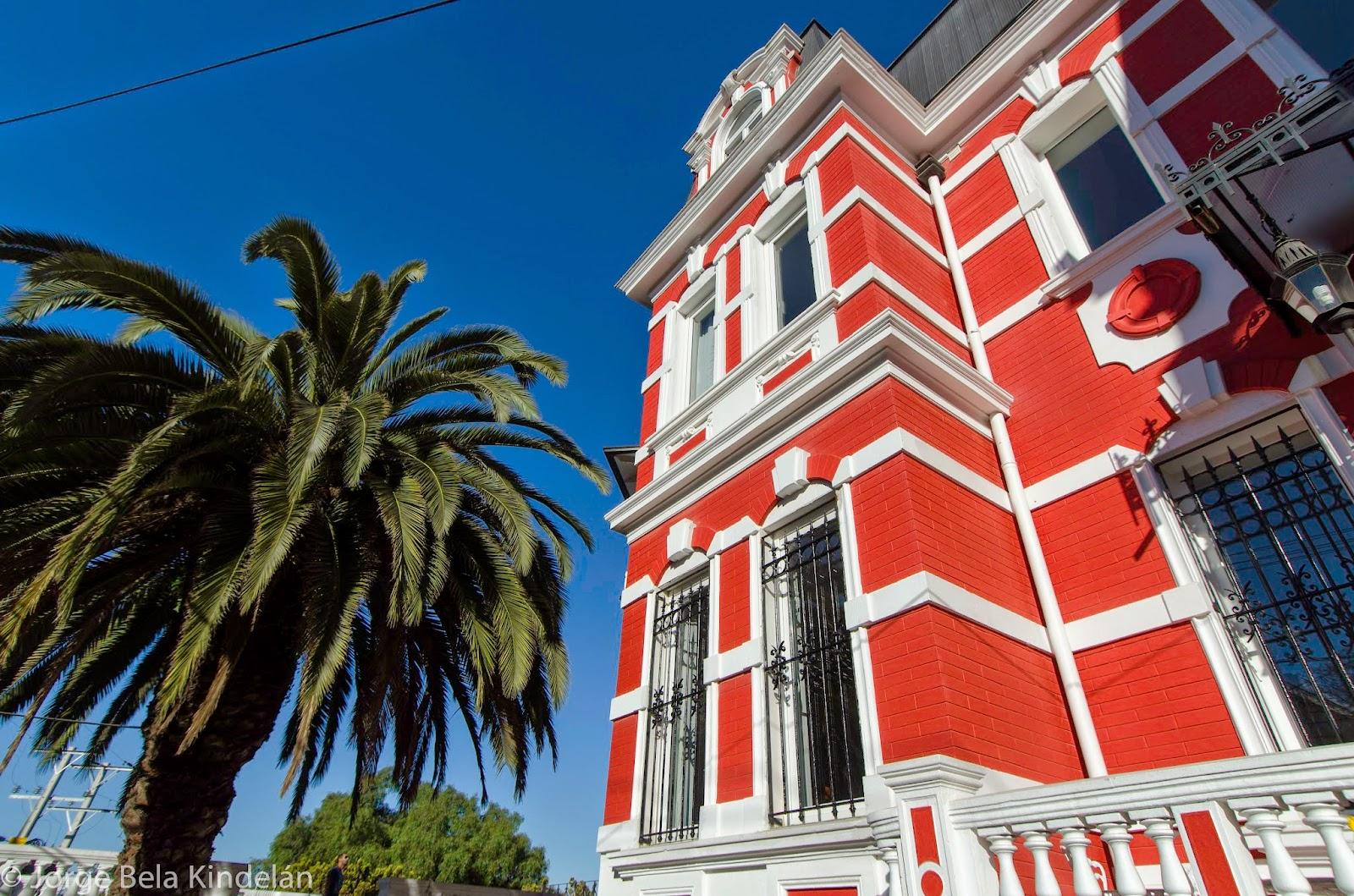 Palacio Astoreca Valparaiso. Foto: Jorge Bela