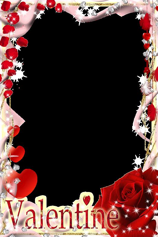 ForgetMeNot: Valentine\'s Day Frames