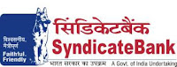 Syndicate Bank jobs @ http://www.sarkarinaukrionline.in/