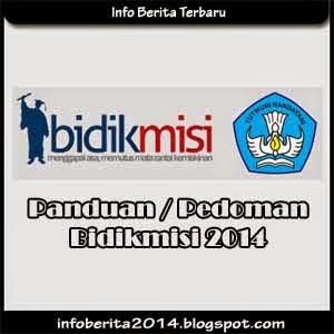 Pedoman Bidikmisi 2014