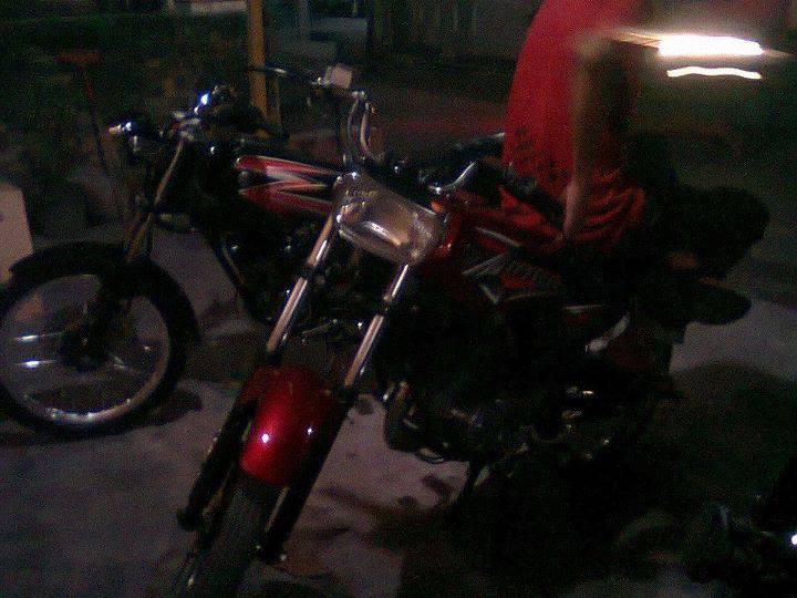 sRj-CLub | Sang Raja Jalanan - Yamaha Rx-King title=