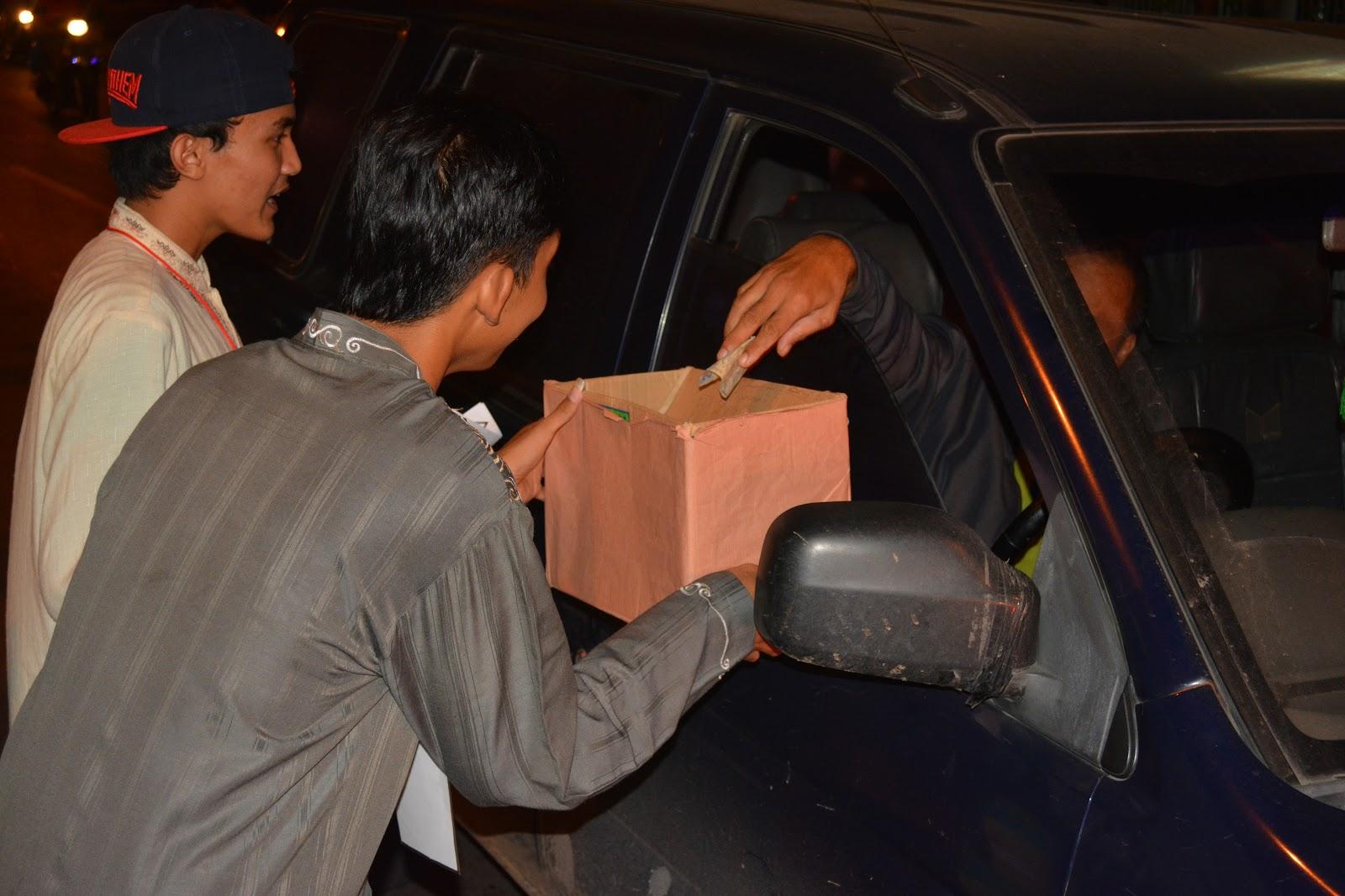 Berbagi Kebaikan Di Bulan Ramadhan Ala PPBS (Pemuda-Pemudi Bakti Sosial)