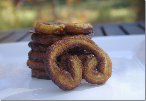 Gingersnap Palmiers by Trilogy Edibles . I love palmiers and I would ...