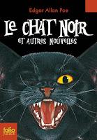 Edgar Allan Poe, chat noir