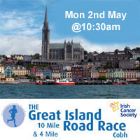4m & 10m race in Cobh, Co.Cork...Mon 2nd May 2016