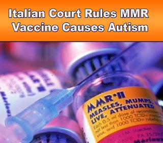 MMR Vaccine Causes Autism.