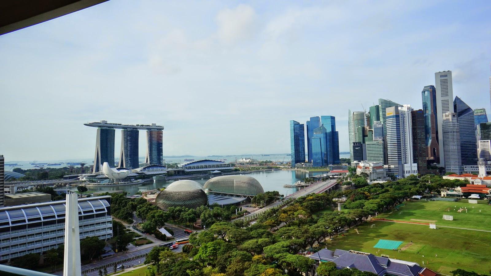 DEJAR HUELLA...: SINGAPUR