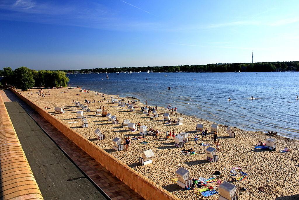 Wannsee nude beach (Berlin, Germany)