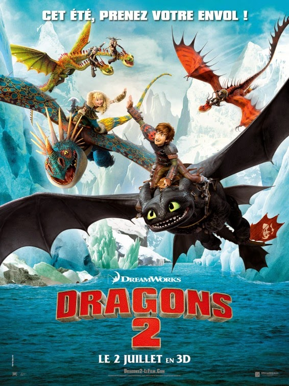 How to train your dragon 2 | Teaser Trailer