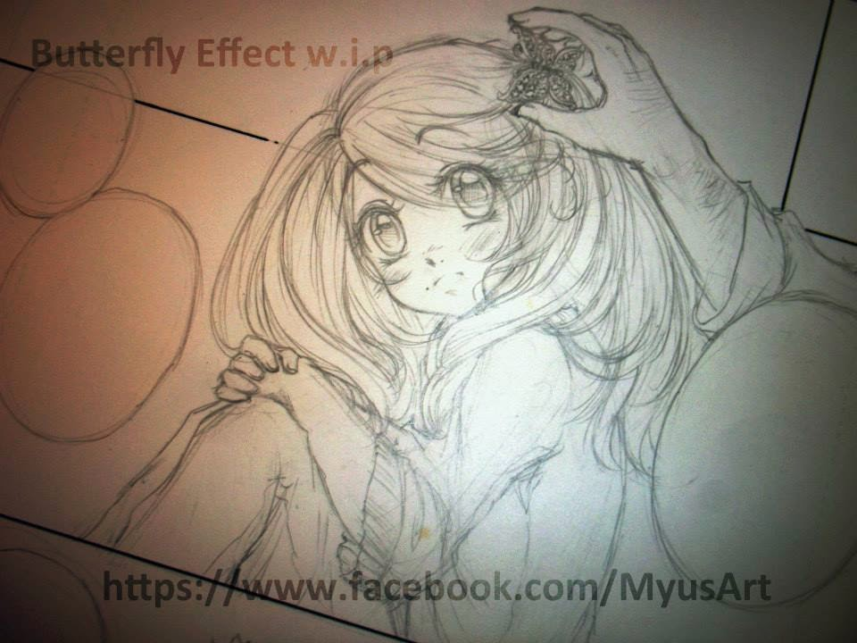Butterfly Effect - Myu - Giulia Della Ciana - MangaSenpai