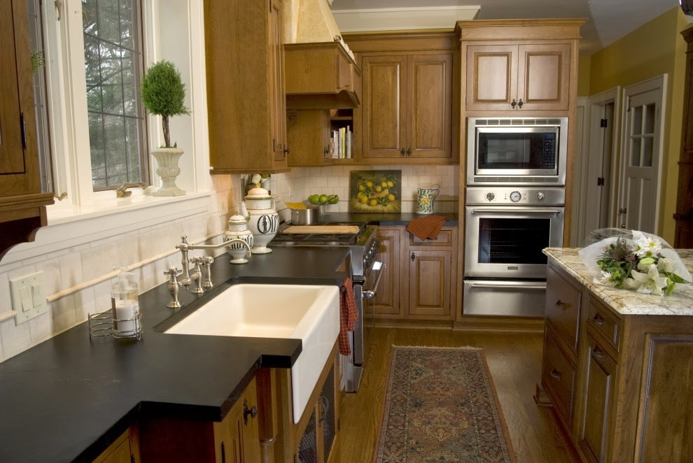 Countertop Options For Kitchens : kitchen countertop materials, ideas, options