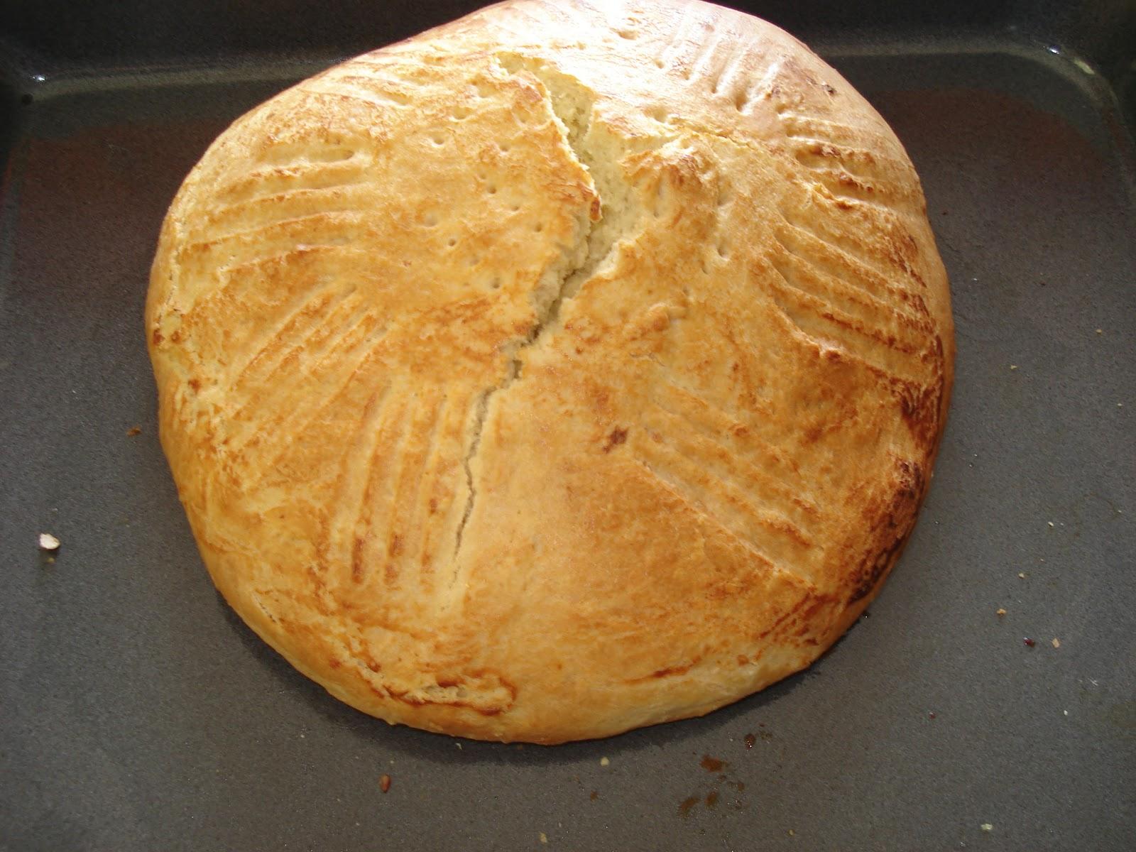 Hamursuz Ekmeği Tarifi