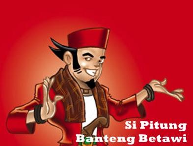 Si Pitung Banteng Betawi Cerita Rakyat Jakarta